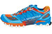 La Sportiva Bushido Trailrunning Shoes Unisex blue/flame